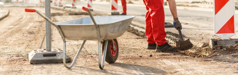 Ist ein Straßenausbau eine von der Steuer absetzbare Handwerkerleistung?