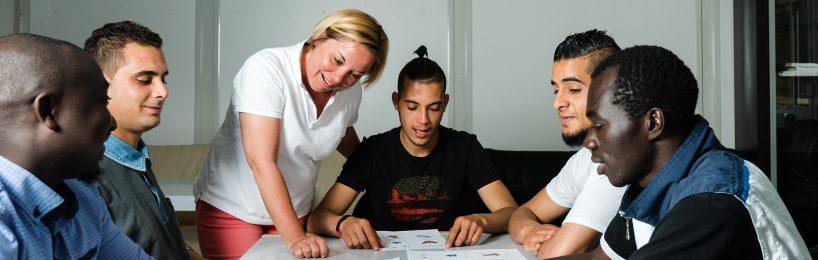 Ein Deutschkurs ist kein steuerpflichtiger Arbeitslohn.