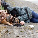 Obdachlose, Unterbringung
