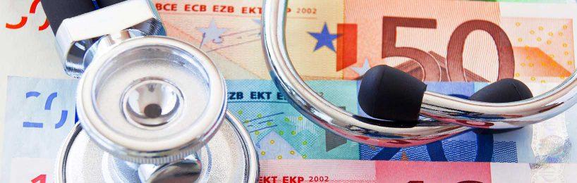 Kosten für medizinische Versorgung