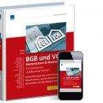 42_PR7887 BGB und VOB Kommentare und Musterbriefe für Handwerker und Bauunternehmer