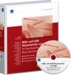 43_PR 6096 BGB- und VOB-Musterbriefe-verträge für Handwerker und Bauunternehmer