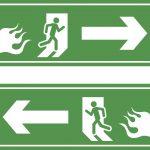 Flucht- und Rettungswege