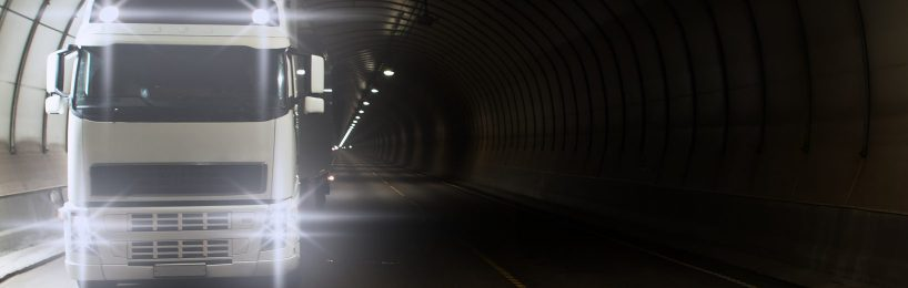 Lkw Tunnel