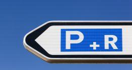 Verbotswidriges Parken auf Privatparkplatz