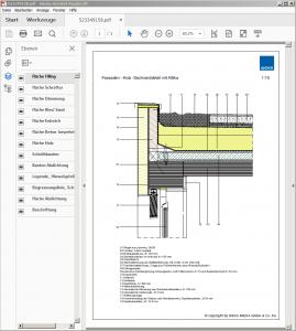 CAD-Details: Farbige, normengerechte Darstellung analog DIN 1356-1