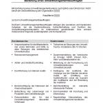 Bestellung Umweltmanagementbeauftragter