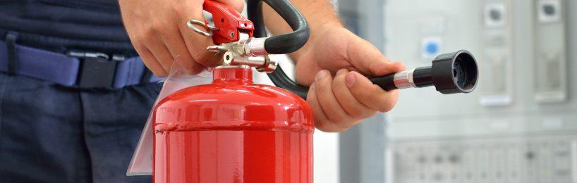 Brandbekämpfung: allgemeine und besondere Maßnahmen