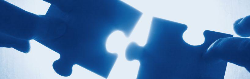 Puzzleteile zuordnen
