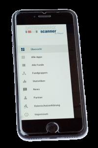 Prototyp des Datenschutz-Scanners