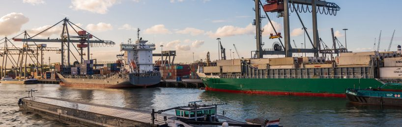 Leercontainer: neue Station in Rotterdam