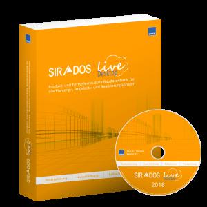 sirados live produktabbildung