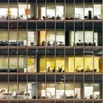 Bürofassade