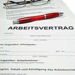 Muster Beispiel Unbefristeter Arbeitsvertrag Vollzeit Mit Tarifbindung