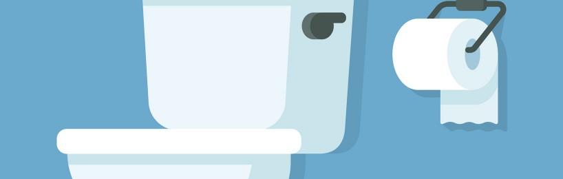 Aufstellung öffentlicher Toiletten