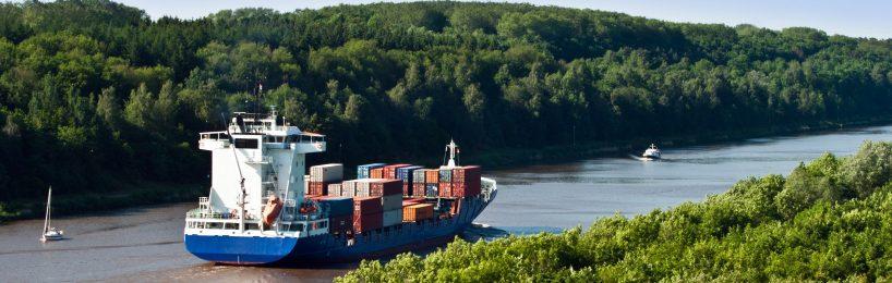 Binnenschifffahrt und Sondertransport