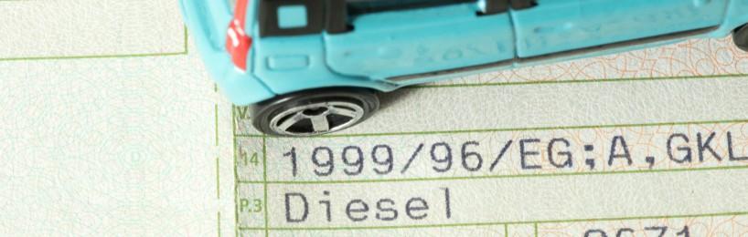 Nachrüstung von Diesel-Hardware
