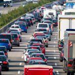 Stau-Rekord auf deutschen Autobahnen
