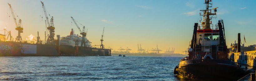Investitionen in Fahrrinne und Begegnungsverkehr sollen wirtschaftliche Entwicklung vom Hamburger Hafen vorantreiben.