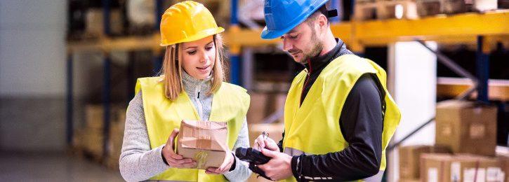 Die Logistik ist ein entscheidender Erfolgsfaktor für viele Unternehmen.