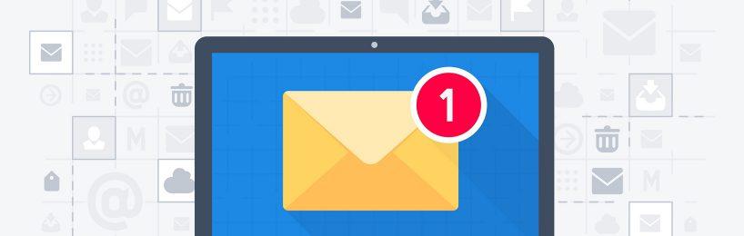 Weiterleitung E-Mails nach Hause
