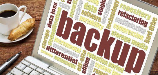DSGVO Backup