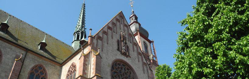 Kirchturmbeleuchtung