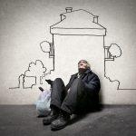 Obdachlosigkeit Zuweisung eines Zimmers Nachbargemeinde