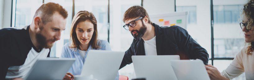 Datenschutz-Grundverordnung: Beratung durch Start-up-Unternehmen