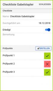 App Arbeitsmittelprüfung