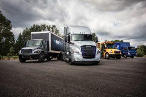 Daimler lässt E-Trucks in Portland bauen