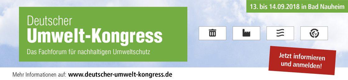 Deutscher Umwelt-Kongress