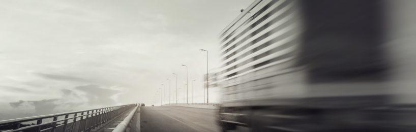 LKW Transport Gefahrgut