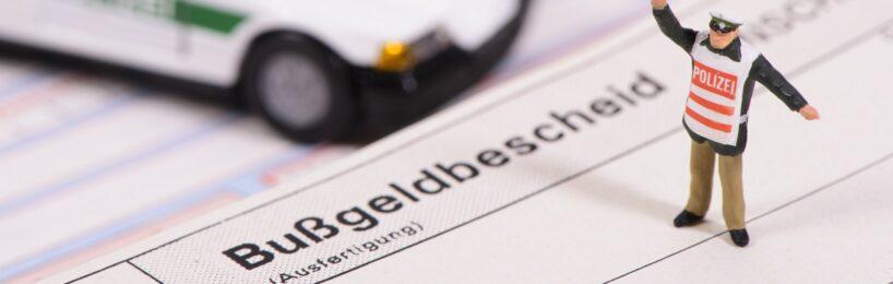 Ersatzzustellung Bußgeldbescheid GmbH