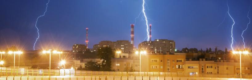 Blitzschutzsystem