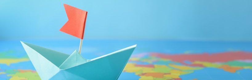 Warum fahren so viele Schiffe unter Billigflaggen? Dies sind die Vorteile der deutschen Flagge.