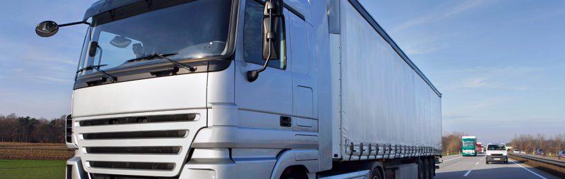 Der Güterkraftverkehr in Deutschland