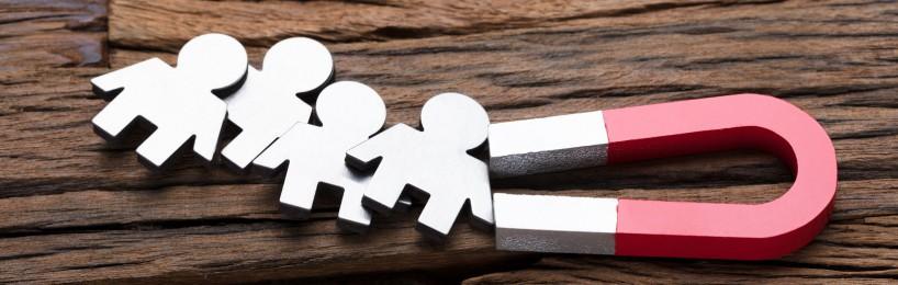 Kundenbindung hat viele Vorteile und ist häufig effizienter als Kundenneuakquise.
