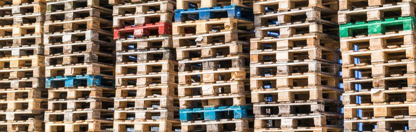 500 intelligente Paletten sind gerade im Praxiseinsatz. Sie sollen die beiden größten Probleme der Logistik, nämlich Verlust und Verzögerung, mildern helfen.
