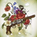 türkische Hochzeit Waffen