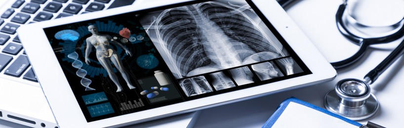 Datenverarbeitung Arztpraxis