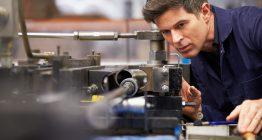 Betriebsanweisung für Tätigkeiten mit Maschinen