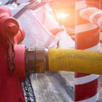 Löschwasserversorgung Hydrant