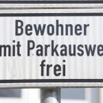 Bewohnerparkausweis Mitarbeiter Anwaltskanzlei