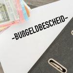 Bußgeldverfahren Personalausweisgesetz