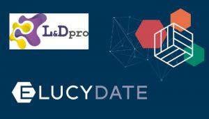 Selbstbestimmte Mitarbeiterschulung in digitalen Zeiten – auf der L&Dpro kann man die Trainingsplattform ELUCYDATE live kennenlernen.