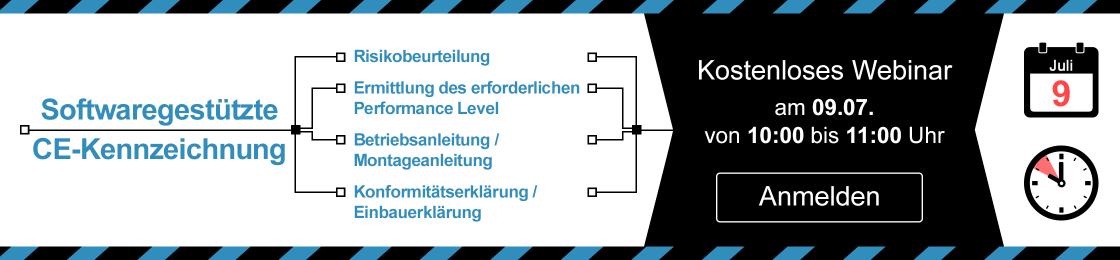 Softwaregestützte CE-Kennzeichnung mit dem WEKA Manager CE - Webinar
