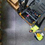 Sicherheit beim Umgang mit Gabelstaplern