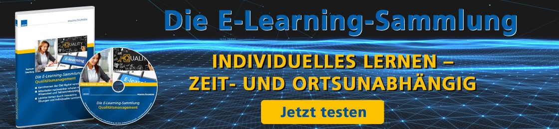 Quatitaetsmanagement E-Learning-Sammlung