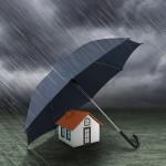 Starkregen Grundstücke schützen